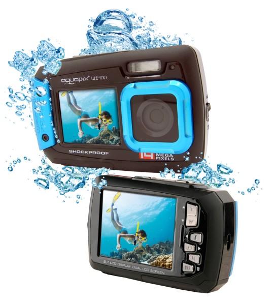 "Aquapix W1400 ""Active"" Iceblue gebraucht- wie neu"