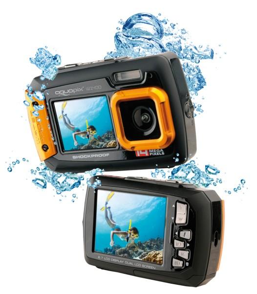 """Aquapix W1400-""""Active"""" orange"""