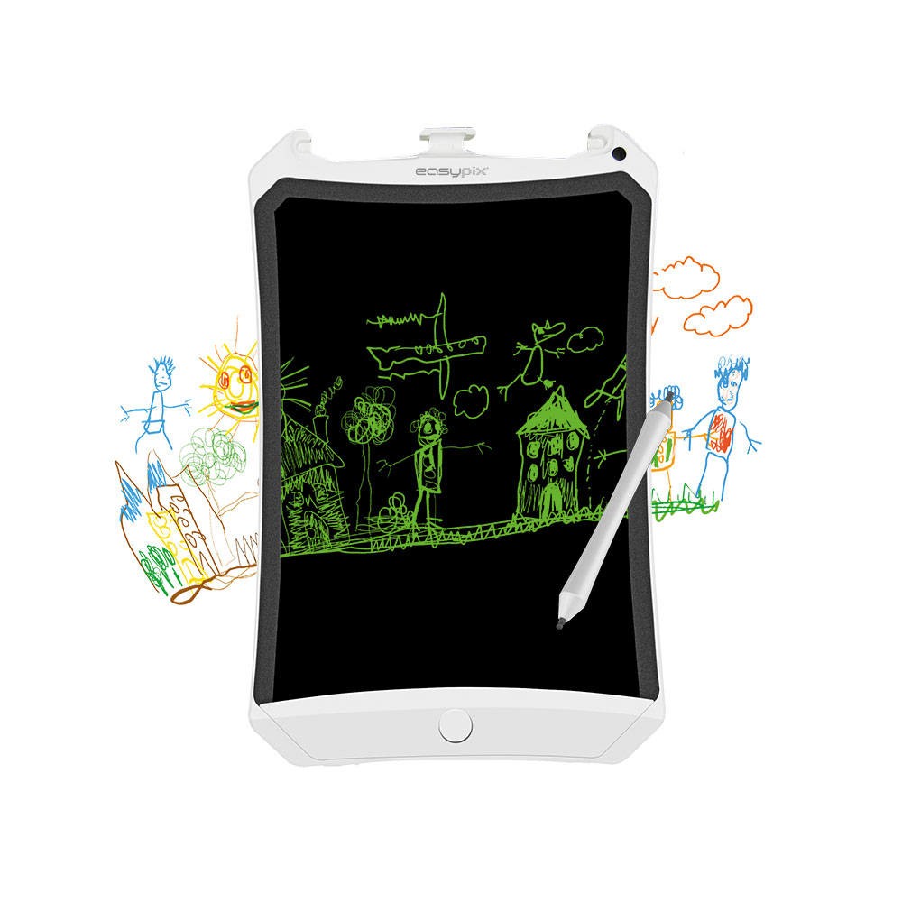magic lcd board f r kinder easypix lifestyle electronics. Black Bedroom Furniture Sets. Home Design Ideas